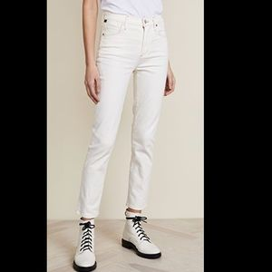 BNWT Off white Citizen of Humanity Cara jeans